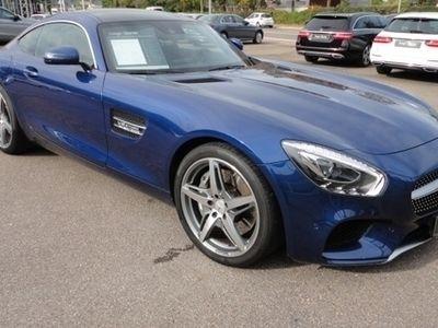 gebraucht Mercedes AMG GT Burmester/Comand/Spur-P./LED/Memory