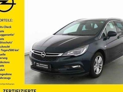 used Opel Astra ST Dynamic CDTi AT, IntelliLink, Rückfahrkamera,