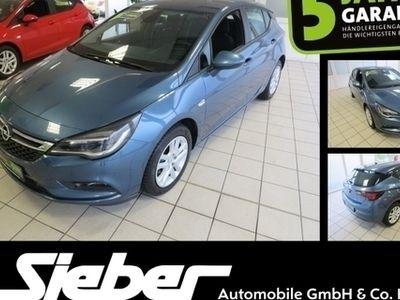 käytetty Opel Astra 1.4 Turbo Edition *Klimaautomatik*
