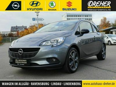gebraucht Opel Corsa 3trg / POWER-COLOR-EDITION 110KW(150PS) !