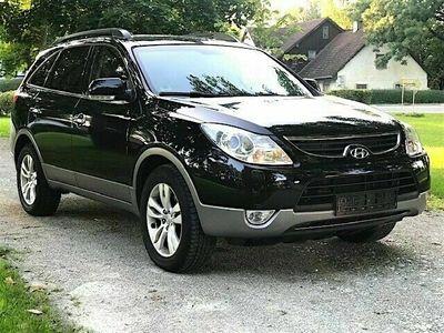 gebraucht Hyundai Veracruz 3.0 V6 CRDi Comfort 4WD Automatik/Leder/SHZ