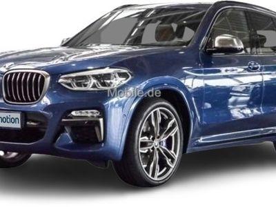 gebraucht BMW X3 X3M40i AT Innovationsp. Navi Prof. Sport Aut.