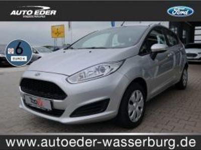gebraucht Ford Fiesta 1.0 Trend EURO 6 SHZ Servo Klima Winterpak.