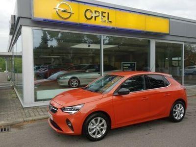 gebraucht Opel Corsa F Elegance, LED, Klimaautomatik, SHZ, LMF
