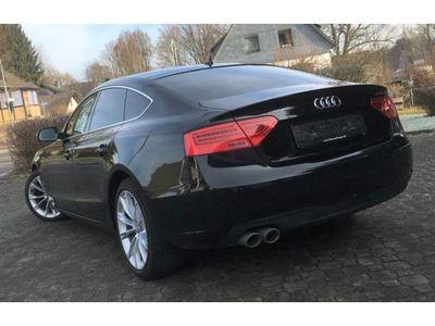 gebraucht Audi A5 Spb 2.0TDI Aut*Xen*Navi*Leder*Bel.Sitz*TV*Eu6