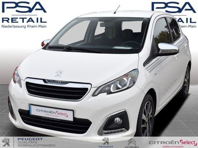 gebraucht Peugeot 108 VTI