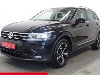gebraucht VW Tiguan JOIN 1.5 TSI ACT LED ACC NAVI DAB 18 5-J-GARANTIE