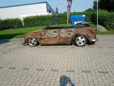 gebraucht VW 181 KübelH-Zulassung (Ratte)