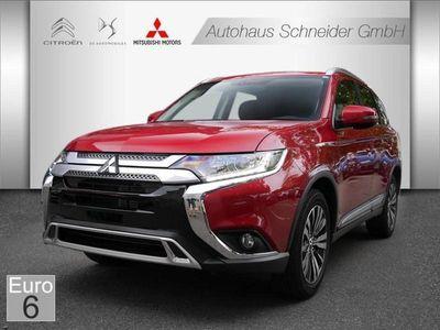 gebraucht Mitsubishi Outlander 2.0 2WD bei Gebrachtwagen.expert