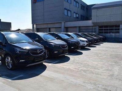 gebraucht Opel Mokka X 1.4T S&S Navi Klimaaut. AGR PDC V+H Temp Alu17 OnStar NSW
