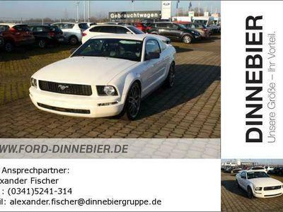gebraucht Ford Mustang Gebrauchtwagen, bei Autohaus Dinnebier GmbH