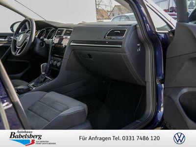 gebraucht VW Golf VII 1.5 TSI Highline BMT LED NAVI PANORAMA
