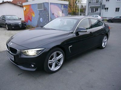 gebraucht BMW 418 Gran CoupéNavi/LED/Head-Up/