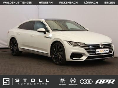 gebraucht VW Arteon 2.0 TSI DSG R-Line Navi Klima DYNAUDIO Panorama ACC DCC SideAssist