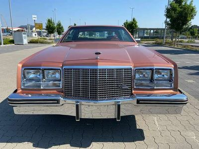 gebraucht Buick Riviera original 27.200 km, Zustand 2+