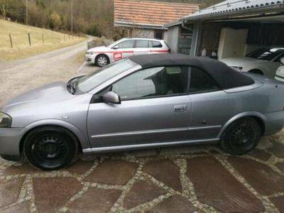 gebraucht Opel Astra Cabriolet G Rostfrei