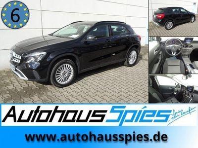 gebraucht Mercedes GLA180 7G Aut. EURO6 d-Temp Navi Tempomat