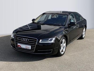 gebraucht Audi A8 Limousine 3.0 TDI qu. Tiptr. ACC Stdhzg. Matrix