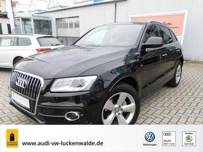 gebraucht Audi Q5 2.0 TDI EU6 quattro*3x S line*S tronic *NAVI*AHK*