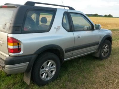gebraucht Opel Frontera B, 2,2l, 136PS, Tüv, AHK 2400kg, 2.Hand