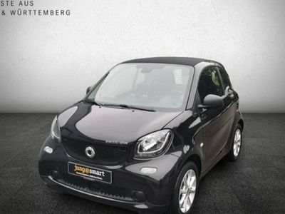 gebraucht Smart ForTwo Coupé EQ COOL&AUDIO+4,6kw+TEMPO