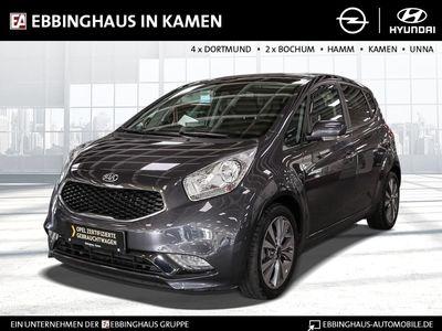gebraucht Kia Venga 1.6 CVVT Platinum Edition Navi Rückfahrkam. El. Panodach Panorama LED-hinten Multif.Lenkrad