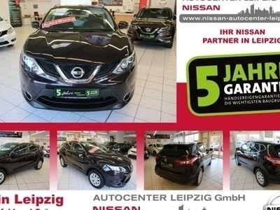 käytetty Nissan Qashqai 1.2 DIG-T Tekna LED,4Kamera,Glasdach,WKR
