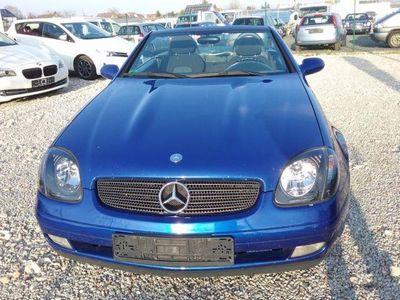 gebraucht Mercedes SLK230 Kompressor*Automatik*Rostfrei*Klima*Top*