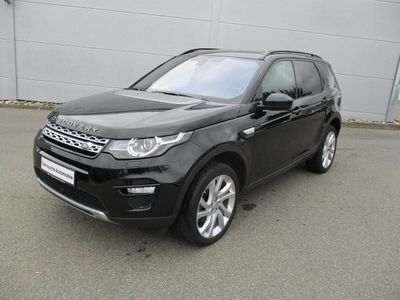 gebraucht Land Rover Discovery Sport TD4 Automatik 4WD HSE Luxury Xenon Bluetooth PDC MP3 Schn. HeadUp