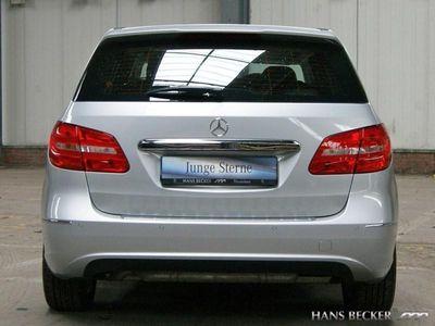 gebraucht Mercedes B200 Navi PDC Winterräder zusätzlich!