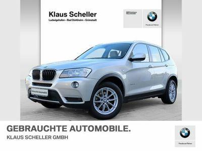 gebraucht BMW X3 xDrive20d AHK Klima PDC