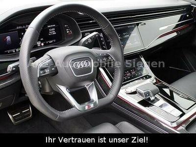 gebraucht Audi SQ7 Neu 4.0 quat BLACK EDITION VOLL NP 121