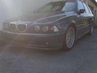 gebraucht BMW 520 5er touring Edition Sport