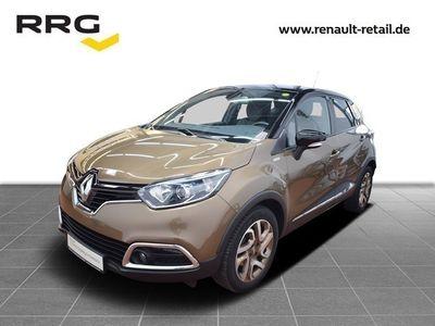 käytetty Renault Captur 1.5 DCI 110 FAP ELYSEE ENERGY PARTIKELFILTER EURO