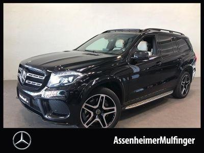 gebraucht Mercedes GLS400 4matic AMG **Fond-Entertainment/Night