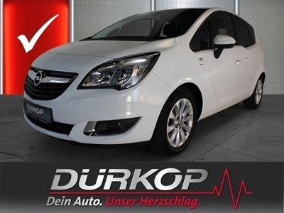 gebraucht Opel Meriva B 1.4 Turbo drive Winterpaket/AAC/PDC/