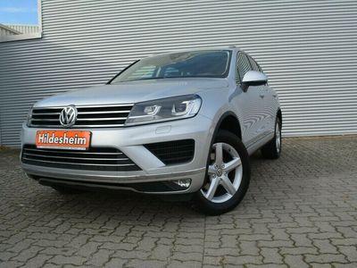 gebraucht VW Touareg 3.0l V6 TDI 4Motion SCR BMT, DSG, Leder, Navi, AHK, Bi-Xenon, PDC, DAB,GRA