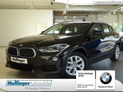 gebraucht BMW X2 xDrive 20d (Navi LED Klima Einparkhilfe el. Fenste
