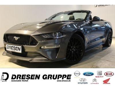 gebraucht Ford Mustang GT Convertible 5.0 V8 Automatik+Abstandstempomat+Klimasitze+DAB