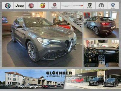gebraucht Alfa Romeo Stelvio Super 2.2 Diesel, INDUKTIVES LADEN
