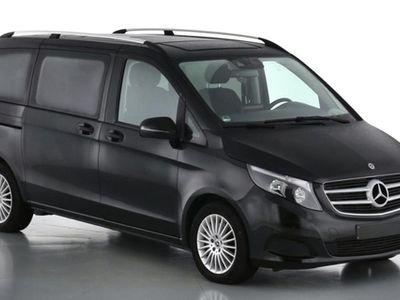 gebraucht Mercedes V220 d Edition 2 Schiebetüren/Klima