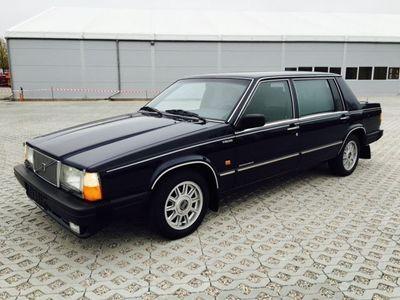gebraucht Volvo 760 Aut. GLE halblang DDR