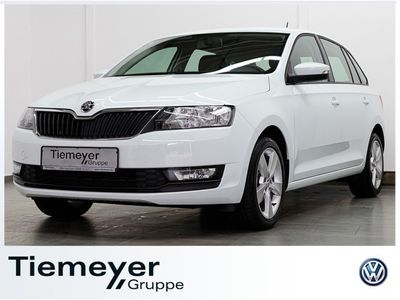 gebraucht Skoda Rapid Spaceback 1.0 TSI Cool Edition PDC LM