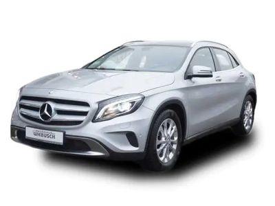 gebraucht Mercedes GLA200 200 Bi-Xenon Navi Sitzh. el.Heckkl.