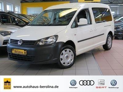 gebraucht VW Caddy Maxi 1.6 TDI Trendline *PDC*KLIMA*SHZ*