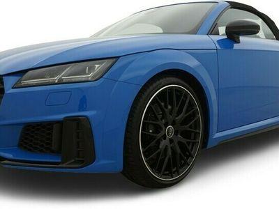 gebraucht Audi TT Roadster TTS S TFSI qu S tro 225 KW*LED*S-Sitze*Ra