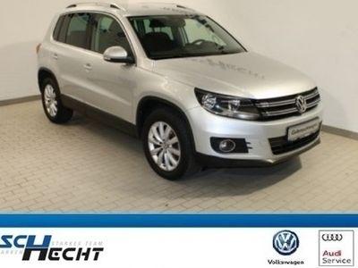 gebraucht VW Tiguan Sport & Style 1.4 TSI BMT *KLIMA*GRA*