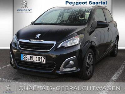 gebraucht Peugeot 108 PureTech 82 Allure Klima**SHZ** 5-Türer