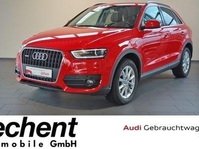 gebraucht Audi Q3 2.0 TDI quattro S tronic, AHK, Navi Plus, Xenon, Klima, Kamera, Sportsitz