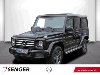 käytetty Mercedes G500 Station-Wagen lang